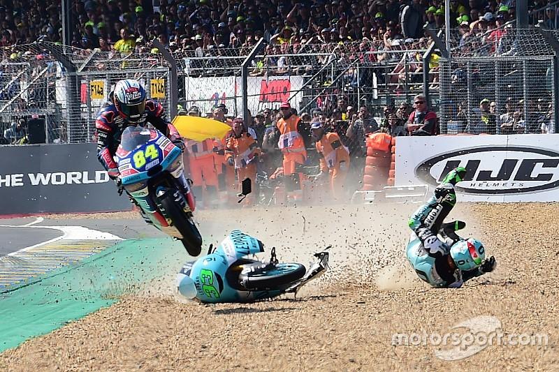 Kornfeil lembra salvada épica em Le Mans: