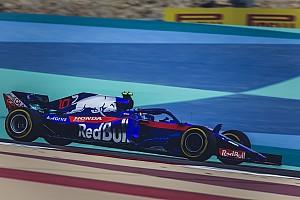 Formula 1 Interview Toro Rosso explains Bahrain leap after