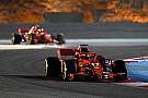 Mercedes: Les Ferrari ont utilisé