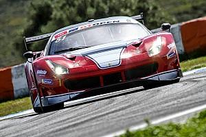 GT Open Gara Mac e Pier Guidi iniziano alla grande con il successo in Gara 1 all'Estoril