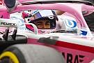 Pérez no se resigna a llegar a un equipo top en la F1