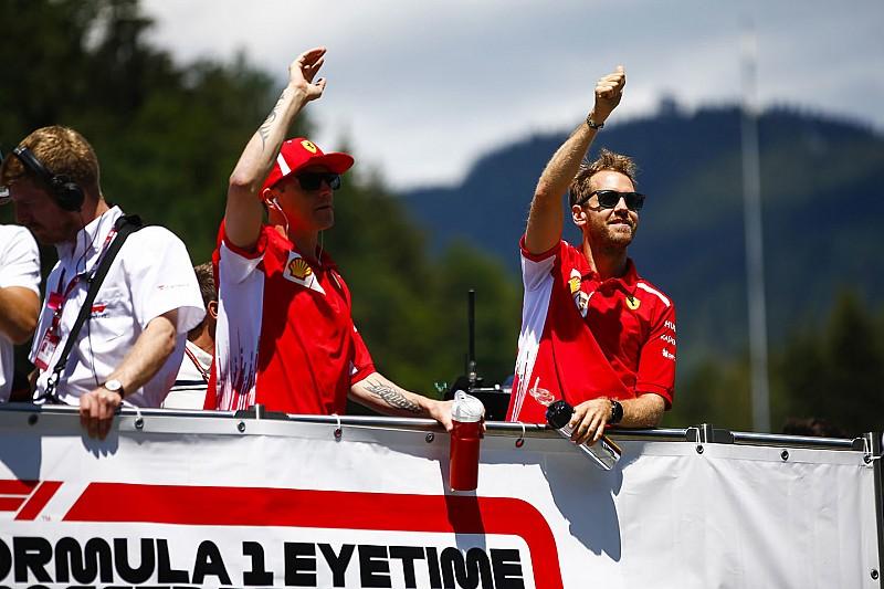 Гран Прі Австрії: новий імідж Ferrari