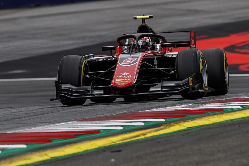 【動画】FIA F2第6戦オーストリア レース1ハイライト