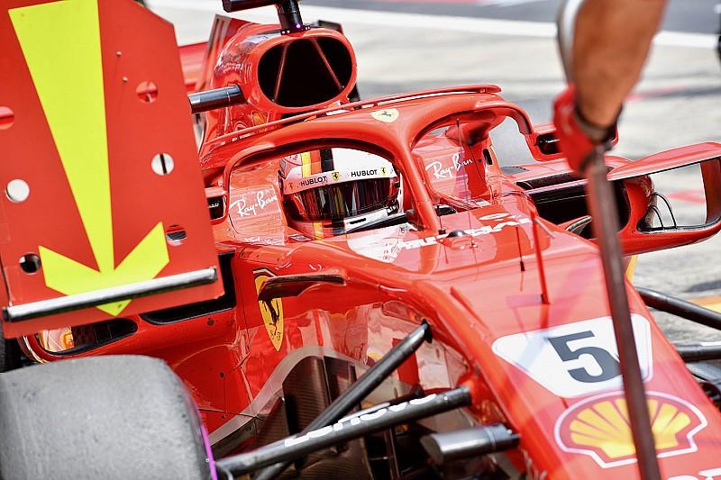 Ferrari: c'è un fondo nuovo a Silverstone per replicare alle novità della Mercedes