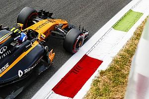 Forma-1 Jelentés a szabadedzésről Renault: