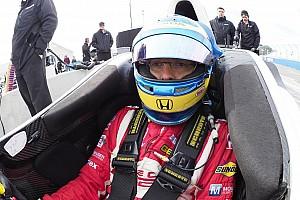 IndyCar Résumé d'essais libres Warm-up - Bourdais le plus rapide sous la pluie