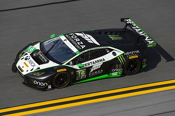 Kaz Grala: Daytona 24 will be