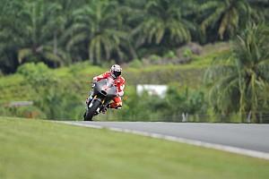 MotoGP Noticias La Ducati 2017 debuta en un test privado en Sepang
