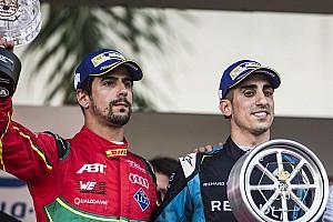 Formula E Race report Monaco ePrix: Buemi holds off di Grassi for season's fourth win
