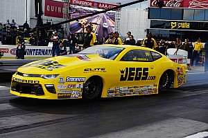 NHRA Qualifying report Torrence, Wilkerson And J. Coughlin Jr. secured No. 1 qualifying positions at Bristol Dragway