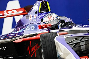 Formula E Practice report New York ePrix: Bird leads twice red-flagged practice