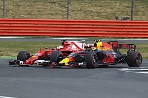 Verstappen doesn't take Vettel complaints