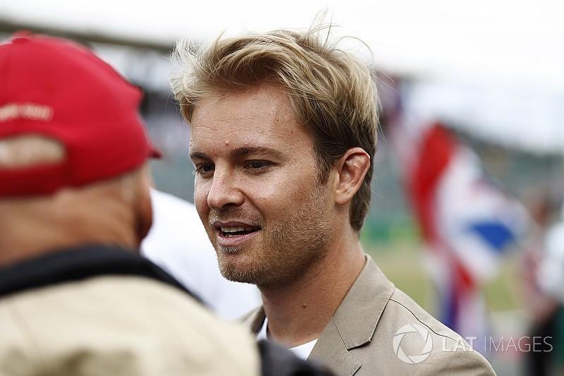 Ilyen laza lett Rosberg élete: nincs többé Forma-1!