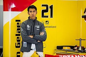 FIA F2 Breaking news Terkena penalti, Gelael batal dulang poin