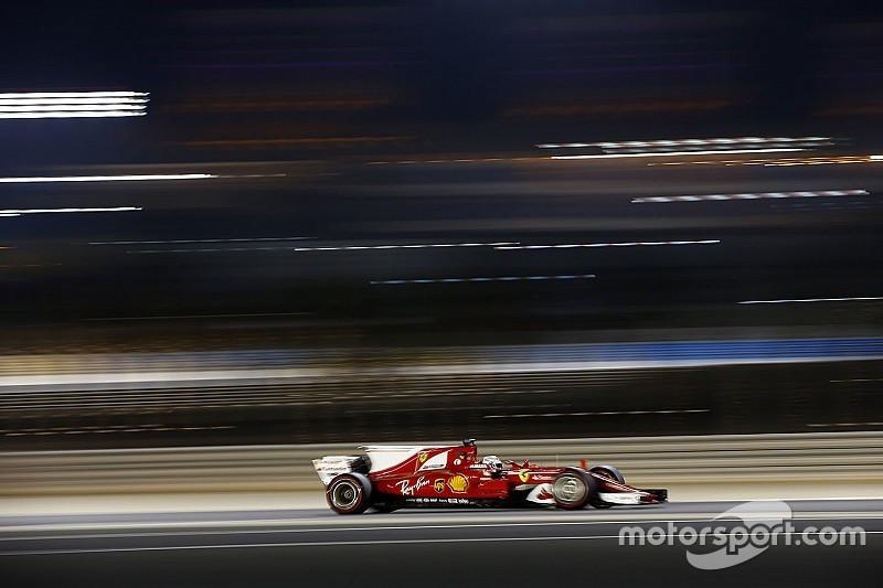 Vettel admite que não esperava superioridade da Mercedes