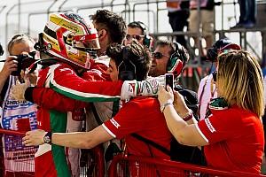 FIA F2 Breaking news Leclerc senang
