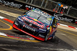Supercars Qualifying report Sydney 500 Supercars: Van Gisbergen grabs provisional pole