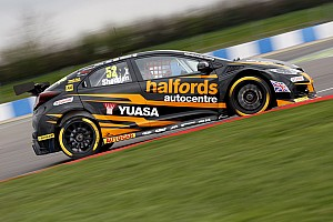 BTCC Race report Brands Hatch BTCC: Shedden wins red-flagged second race