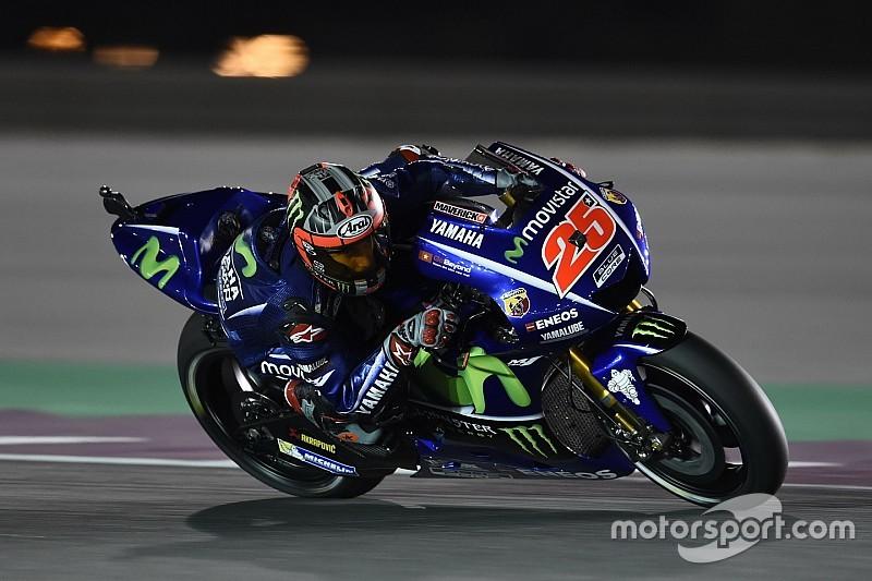 MotoGP Qatar: Vinales puncaki FP3, Lorenzo ke Q1