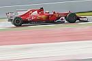 Ferrari y Raikkonen acaban la primera semana de test al frente