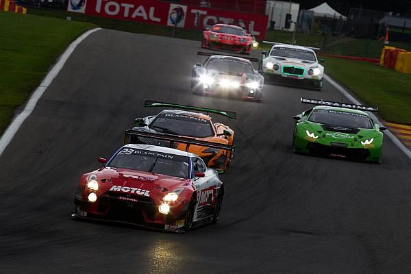 Blancpain Endurance Preview Le programme du week-end sur Motorsport.tv