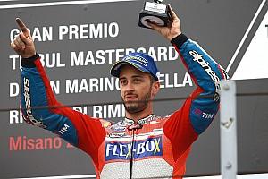 MotoGP Важливі новини Довіціозо: Це дуже важливі очки для чемпіонату