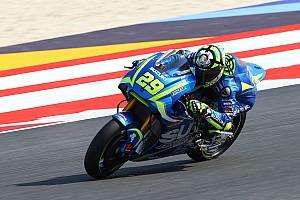 MotoGP Son dakika Iannone: Hiç bu kadar yavaş olduğumu hissetmemiştim