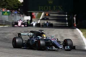 Formule 1 Diaporama Stats - Hamilton premier à doubler la mise en 2017