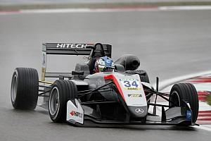 F3 Europe Qualifying report Nurburgring F3: Hughes and Ilott share Sunday poles