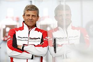 Le Mans Intervista Enzinger: