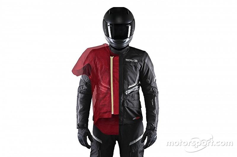 Обов'язкова подушка безпеки MotoGP - з треку на вулицю