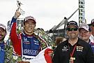 IndyCar Sato 12 éves kora óta álmodott erről a fantasztikus győzelemről