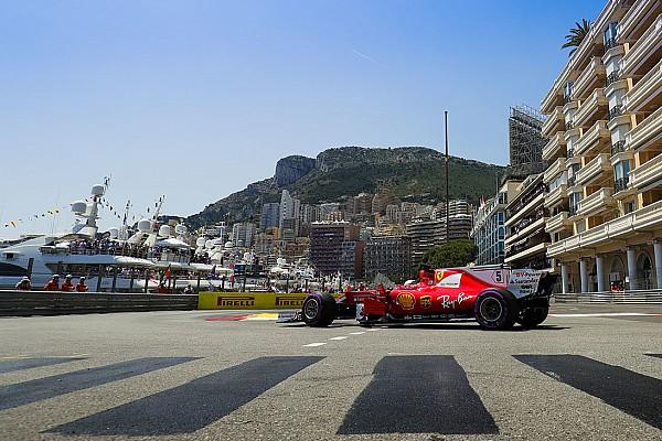 Fórmula 1 Relato da corrida Vettel passa Kimi no box e encerra seca da Ferrari em Mônaco