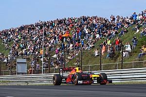 Fórmula 1 Noticias Verstappen marcó un nuevo récord en Zandvoort con un RB8