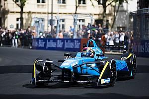 Формула E Новость В Renault продлили контракты с Буэми и Простом до 2019 года