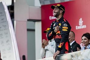 Stop/Go Livefeed Ricciardo és a győzelmi mámor Bakuban: képgaléria
