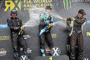 FIA Ralikrossz Eb BRÉKING Második lett Svédországban Szabó Krisztián