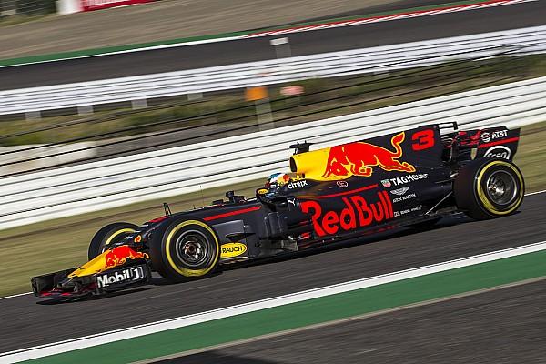 Formule 1 Actualités Red Bull avance le développement de sa F1 pour 2018