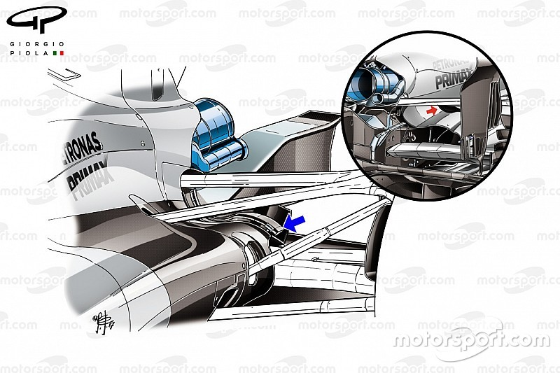 Технический анализ: как в Mercedes нашли общий язык со своей «дивой»