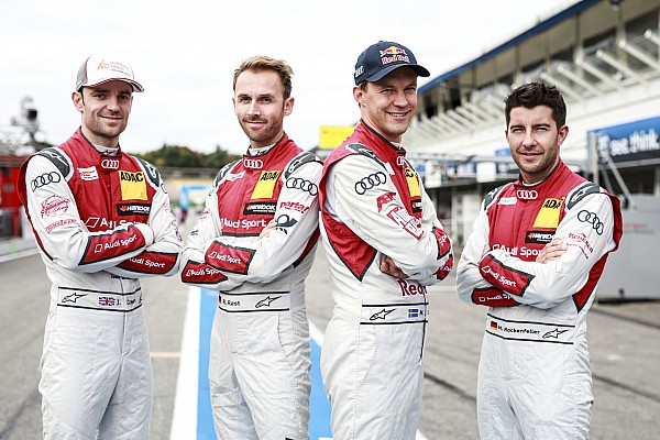 Title rivals handed grid penalties for DTM 2017 decider