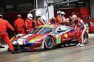 WEC Pier Guidi e Calado guidano il dominio Ferrari al Fuji