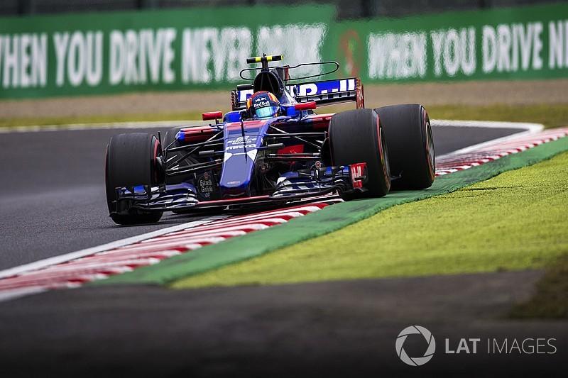 Sainz meglepődött az FP1-es balesetén