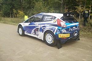 ERC Qualifiche Kalle Rovanperä è il più veloce nella Qualifying Stage del Rally Liepāja