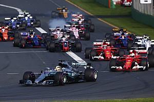 Формула 1 Новость FIA обсудит с автопроизводителями будущее моторов Формулы 1