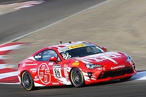 PWC Race report Toyota 86 raih podium dalam debut perdana