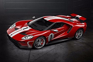 Automotive Breaking news Ford GT dengan corak pemenang Le Mans 1967