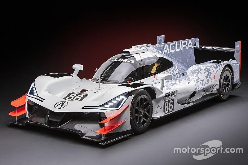 Wajah lengkap Acura ARX-05 DPi