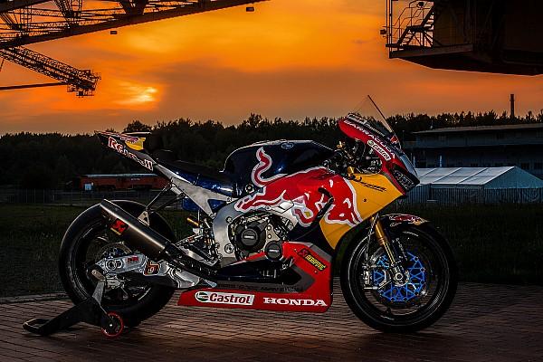 Takahashi, con la Honda oficial del WorldSBK en Portimão y Jerez