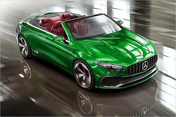 Automotive News Designstudie: Mercedes zeigt Cabrio-Version der A-Klasse
