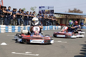 Touring Breaking news Volkswagen India finalises 15 drivers for 2017 Ameo Cup